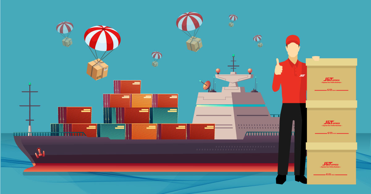 Different Types Of International Shipping Explained